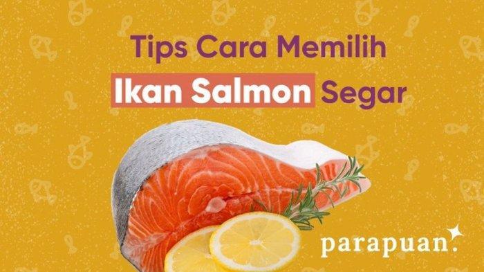 Kawan Puan Wajib Tahu 5 Cara Memilih Ikan Salmon Segar di Supermarket