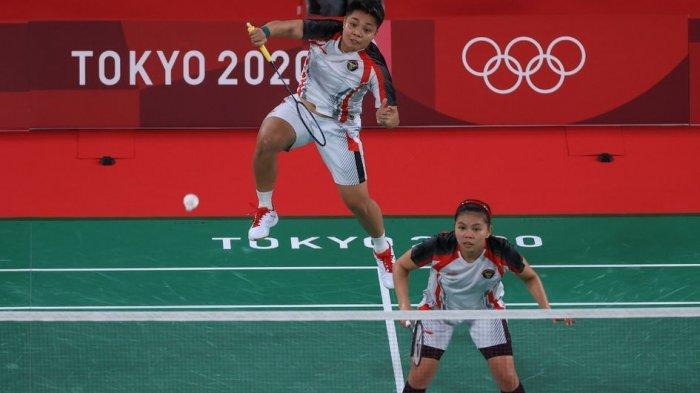 Lolos ke Semifinal, Greysia/Apri Cetak Sejarah Baru bagi Indonesia di Ajang Olimpiade Tokyo 2020