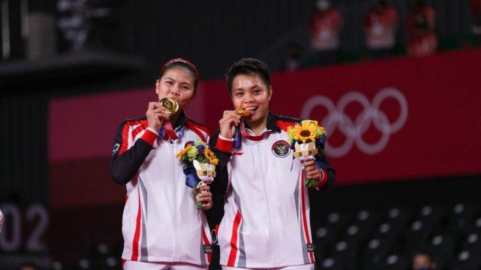 Dapat Banyak Bonus dari Olimpiade Tokyo 2020, Begini Cara Greysia dan Apri Menggunakannya