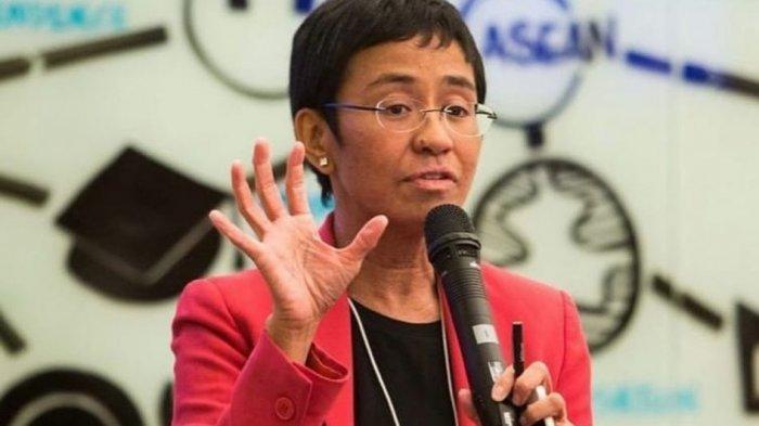 Raih Nobel Perdamaian, Maria Ressa Cerita Tantangan jadi Jurnalis