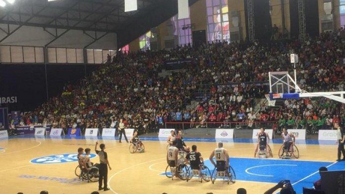 Kalahkan Jepang, Tim Wheelchair Basketball Iran Raih Medali Emas