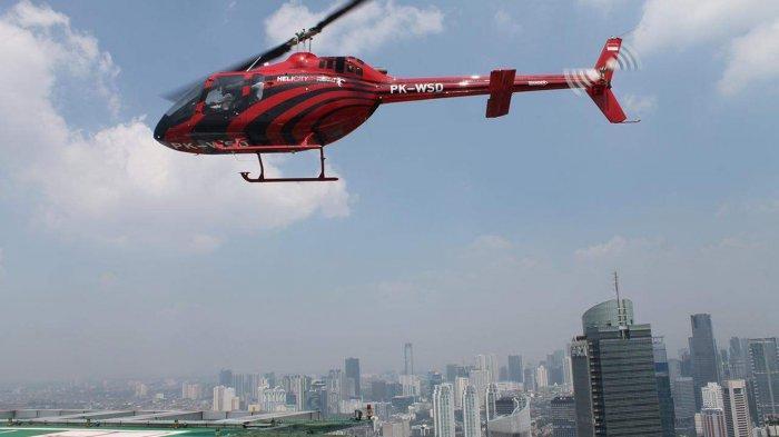 Pria Asal Solo Bisnis Jual Beli Helikopter, Harganya Kisaran 100 hingga 300 Ribu Dolar Amerika