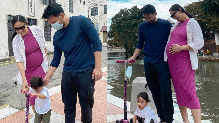 Whulandary Herman akan Lahirkan Anak Kedua di Malaysia, Berharap Keluarga dari Indonesia Datang