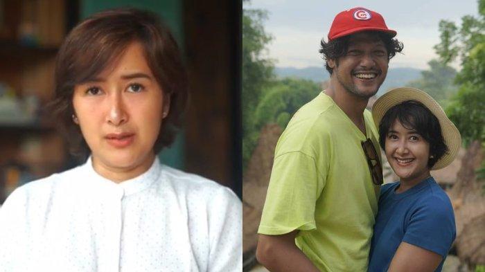 Widi Mulia memberikan pernyataan terkait sang suami, Dwi Sasono, yang kini terjerat kasus narkoba.