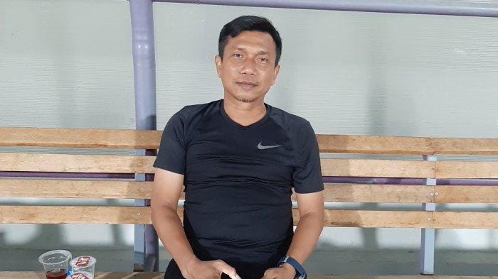 Widodo Cahyono Putro di Mata Suporter Persita Tangerang
