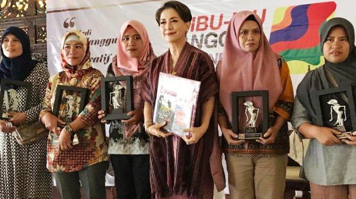 'Ibu-Ibu Tangguh 2018' Digelar Indonews dan PNM Dalam Rangka Peringati Hari Ibu
