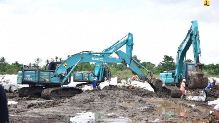 Peroleh Mandat Perbaiki Tanggul Citarum, WIKA Siap Bantu Korban Banjir DKI dan Sekitarnya