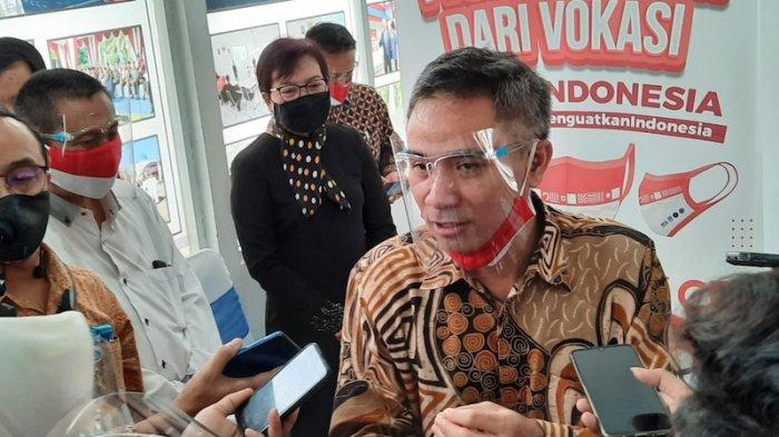 Kemendikbud Bangun SMK SIKK di Malaysia, Rampung Akhir 2021