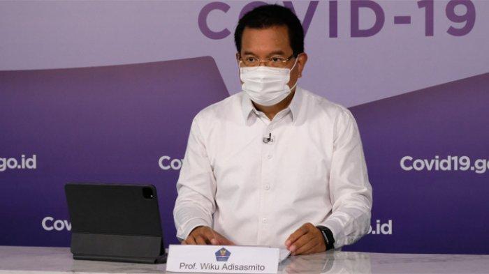 Pasien Sembuh dari Covid-19 Terus Meningkat, Kini Mencapai 1.589.079 Orang