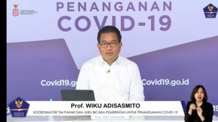 Satgas Covid-19: Berikut Update Perkembangan Kasus Covid-19 di Seluruh Pulau Indonesia