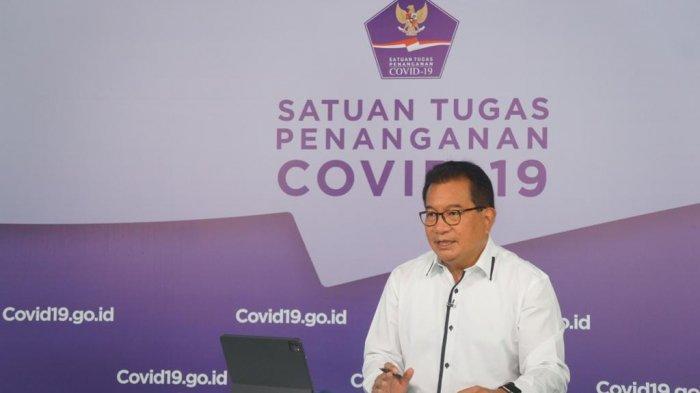 131 Kabupaten dan Kota Masih Memiliki Kasus Aktif Covid-19 di Atas 1.000