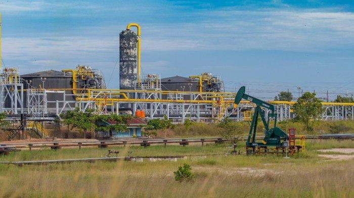 Jokowi Ucapkan Selamat Pada Pertamina yang Ambil Alih Kelola Blok Rokan dari Chevron