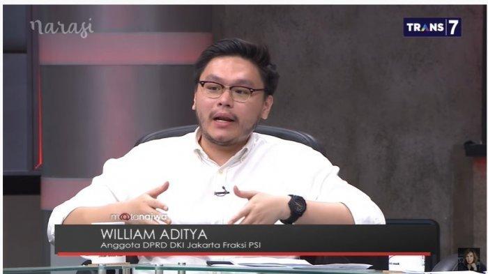 UPDATE Nasib William Aditya Setelah Bongkar Anggaran Lem Aibon Rp 82,8 M, Bakal Disanksi Ringan