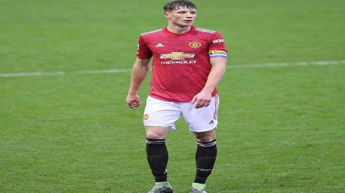 William Fish, Kapten Manchester United U-23
