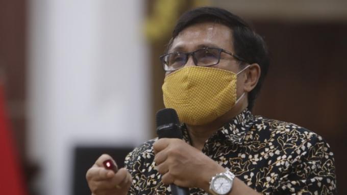 Pakar epidemiologi dari Universitas Airlangga (Unair) Surabaya dr Windhu Purnomo.