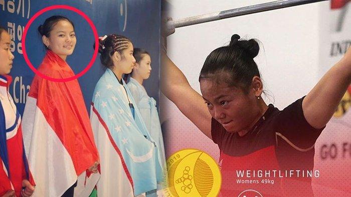 SEA Games 2019 - Atlet Indonesia Rebut Medali Emas Sekaligus Cetak Rekor Dunia