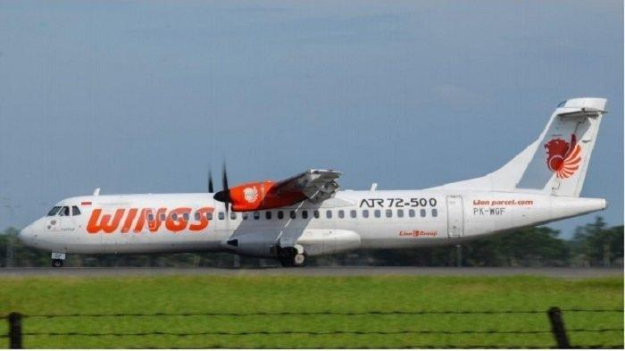 Wings Air buka rute Tanjung Karang-Krui