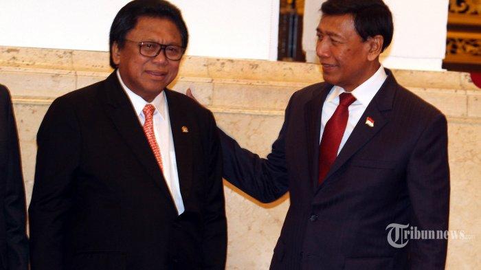 Perseteruan dengan Wiranto Jadi Alasan OSO Tolak Wantimpres?