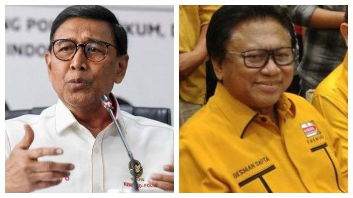 Fakta-fakta Konflik Wiranto vs OSO: Wiranto Akui Rekayasa Pemilihan OSO, Bantah Jual Hanura Rp 200 M
