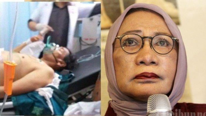 Rustika Herlambang: Ratna Sarumpaet Diserang Kalian Percaya, Wiranto Ditusuk Mengapa Tak Percaya?