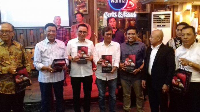 Wiranto Hadiri Syukuran Pelantikan Anggota Watimpres 2019-2024
