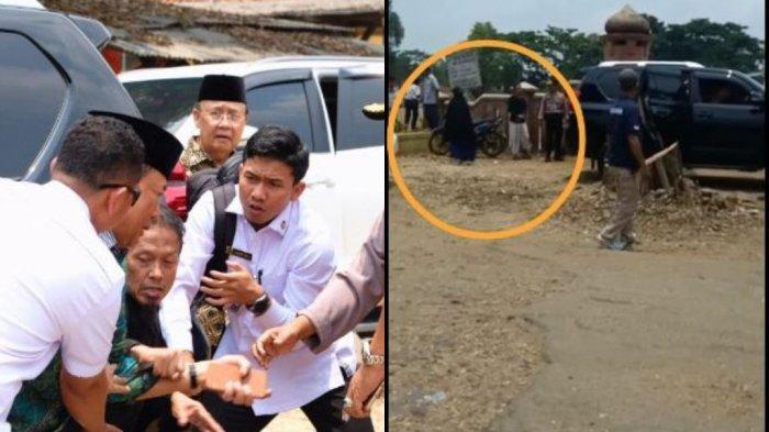 Niat Swafoto dengan Wiranto, Saksi Justru Rekam Momen Penusukan