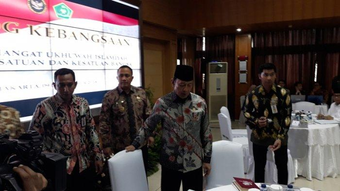 Wiranto Klaim Aksi Bela Tauhid Ditunggangi HTI