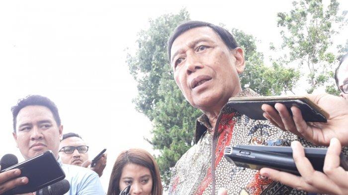 Wiranto Sebut Indonesia Siaga Darurat Wabah Virus Corona