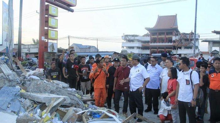 Wiranto Sebut Pengungsi Gempa Palu-Donggala 59.450, Tersebar di 109 Lokasi