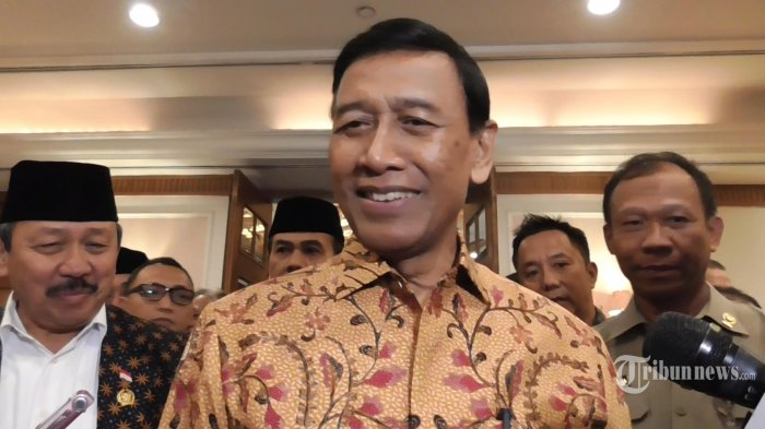 Cerita Menarik Wiranto tentang Rapat-rapat di Era Pemerintahan Jokowi