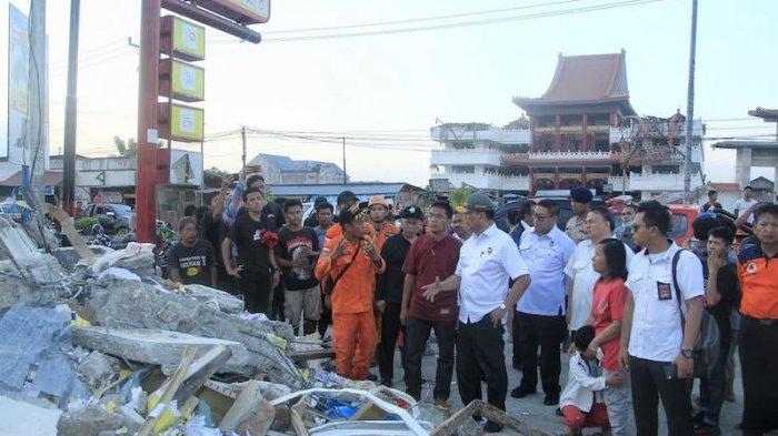 Wiranto Sebut Prioritas Utama Tanggap Darurat Adalah Pemulihan Listrik
