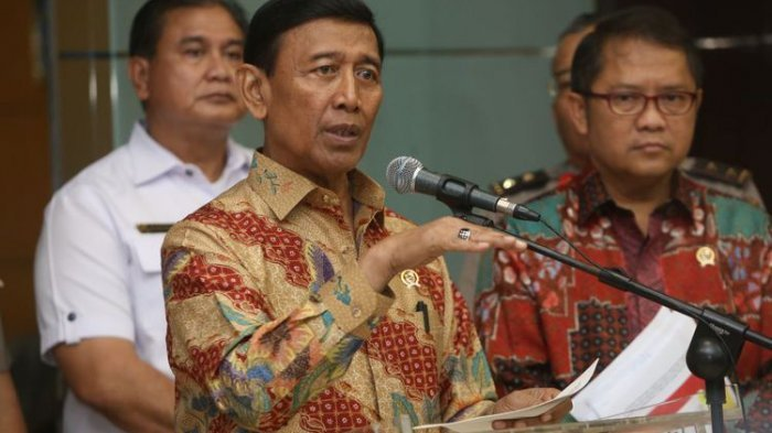 Wiranto Tegaskan Masalah Panglima TNI dengan AS Sudah Selesai
