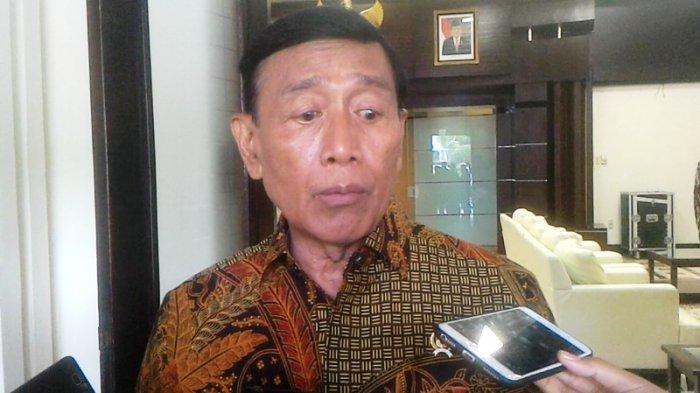 Soal Penyanderaan di Papua, Wiranto: Pakai Upaya Persuasif Dulu