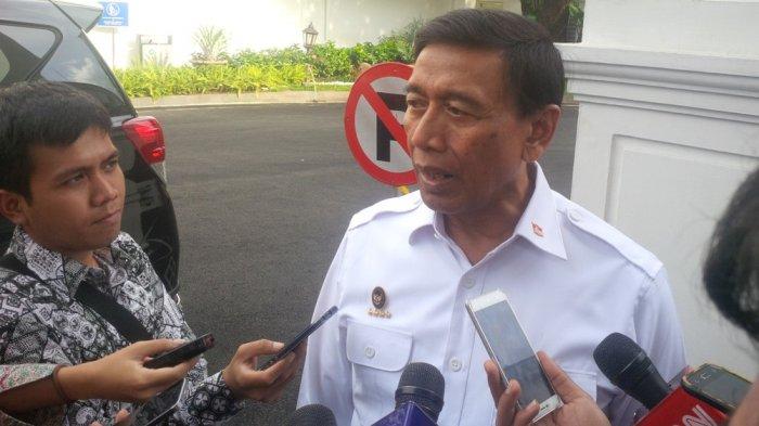 Wiranto: Dari 21 Penyerangan terhadap Pemuka Agama dan Rumah Ibadah, 15 Dilakukan oleh Orang Gila