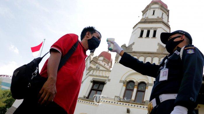 Kasus Positif Corona Bertambah 1.752 Pasien, Jakarta dan Jawa Tengah Sumbang Kasus Terbanyak