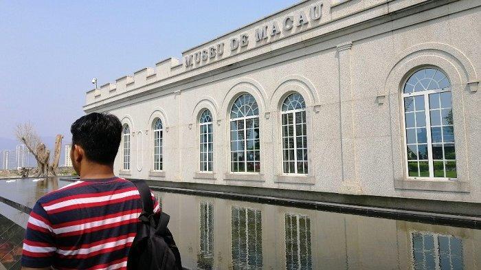 Menelusuri Jejak Peradaban di Makau: Perpaduan Budaya Barat, Timur dan Modern