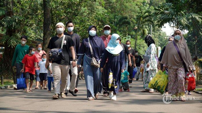 8.600 Pengunjung Datangi Taman Margasatwa Ragunan Pagi Ini