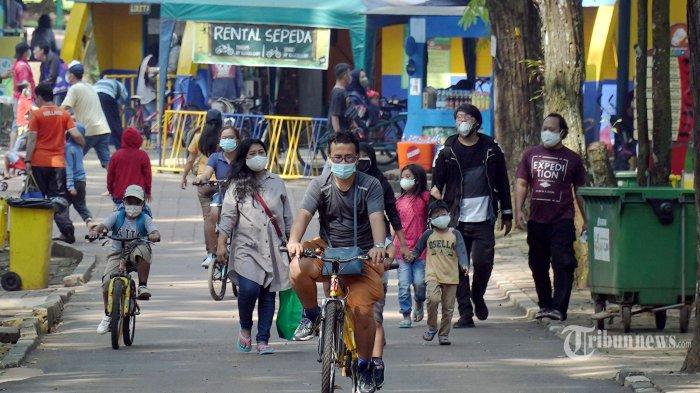 2 Hari Setelah Lebaran, 17.197 Orang Kunjungi Ragunan