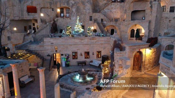 Wisata Turki bagi Turis Asing