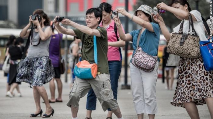 Wisatawan Asal Tiongkok Sekarang Lebih Banyak Dibanding Wisatawan Asal Australia yang ke Bali