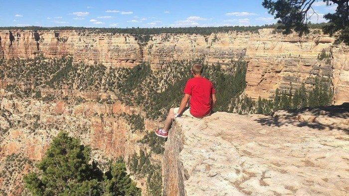 Turis di Grand Canyon Ini Tewas Akibat Terjatuh di Ketinggan 24 Mete