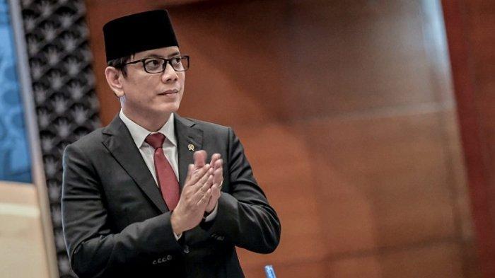 Menteri Pariwisata dan Ekonomi Kreatif Wishnutama.