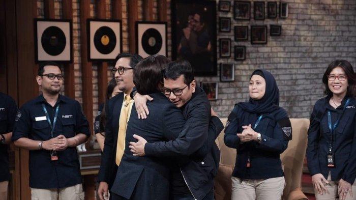 FOTO-FOTO Momen Perpisahan Wishnutama Pamit dari NET TV, Penuh Haru Karyawan Berebut Ajak Foto