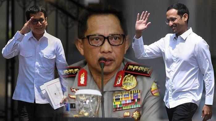 Bocoran Terbaru Susunan Kabinet Jokowi-Maruf Beredar - Tak Ada Nama AHY, Dokter Terawan Menkes ?