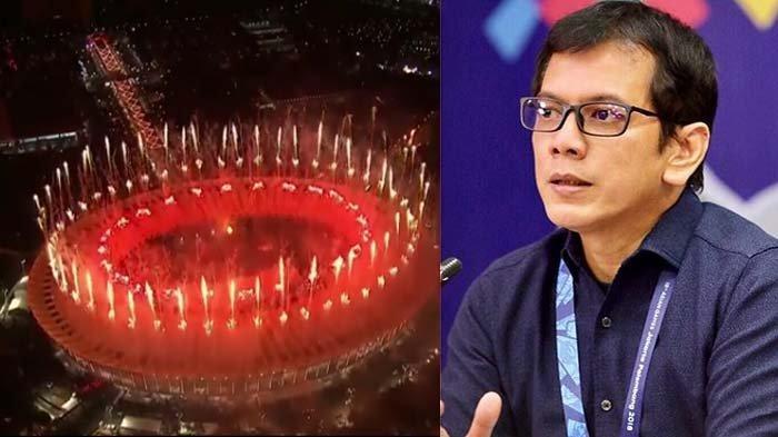 Dinyinyirin Soal Opening Asian Games, Wishnutama Tantang Warganet Kompetisi Kreatif