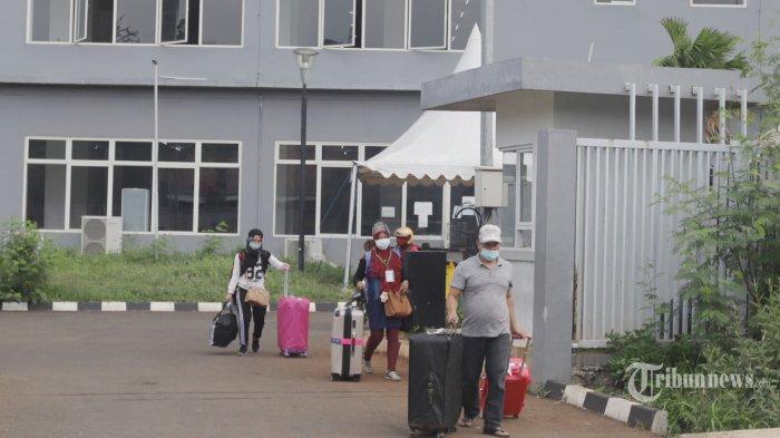 Hingga 8 Oktober: 1.537 Pasien Covid-19 Tanpa Gejala Huni Flat Isolasi Mandiri RS Wisma Atlet