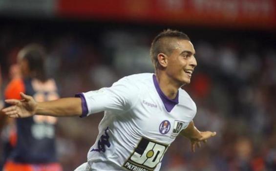 Barcelona Gagal Gaet Wissam Ben Yedder dari AS Monaco