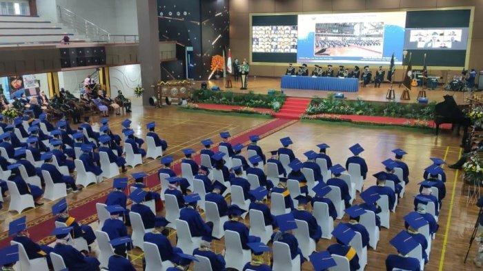 Panglima TNI dan KSAU Saksikan Wisuda Perdana SMA Pradita Dirgantara