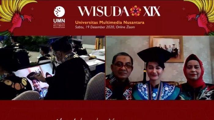 Wisuda XIX UMN: Perdana Luluskan Magister dengan Teknologi Augmented Reality