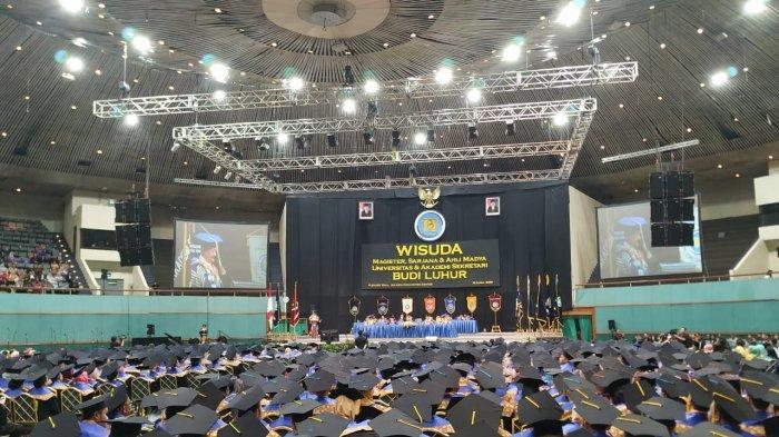 UBL Kembali Gelar Wisuda 765 Mahasiswa, IPK Tertinggi 3,94